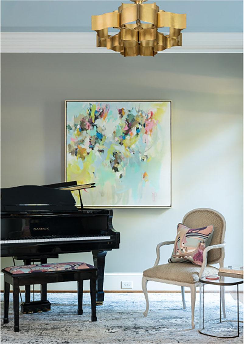 piano formal room