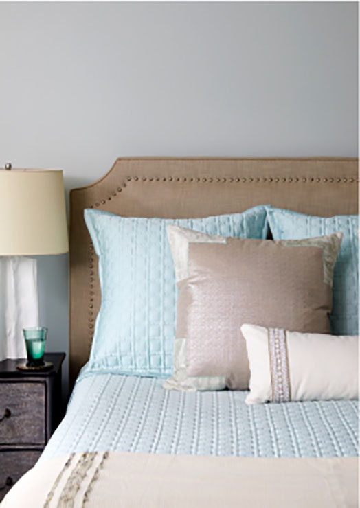 master bedroom linens
