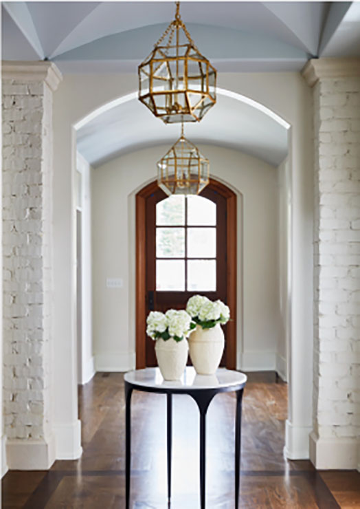 foyer design in charlotte, nc