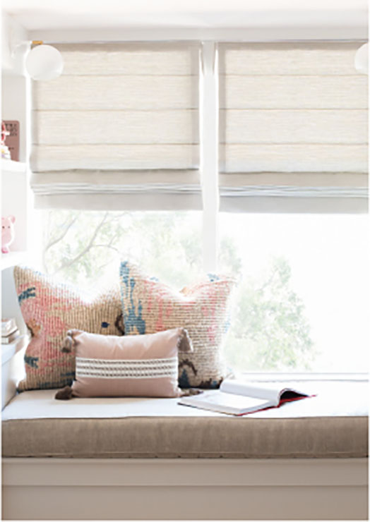 neutral window seat