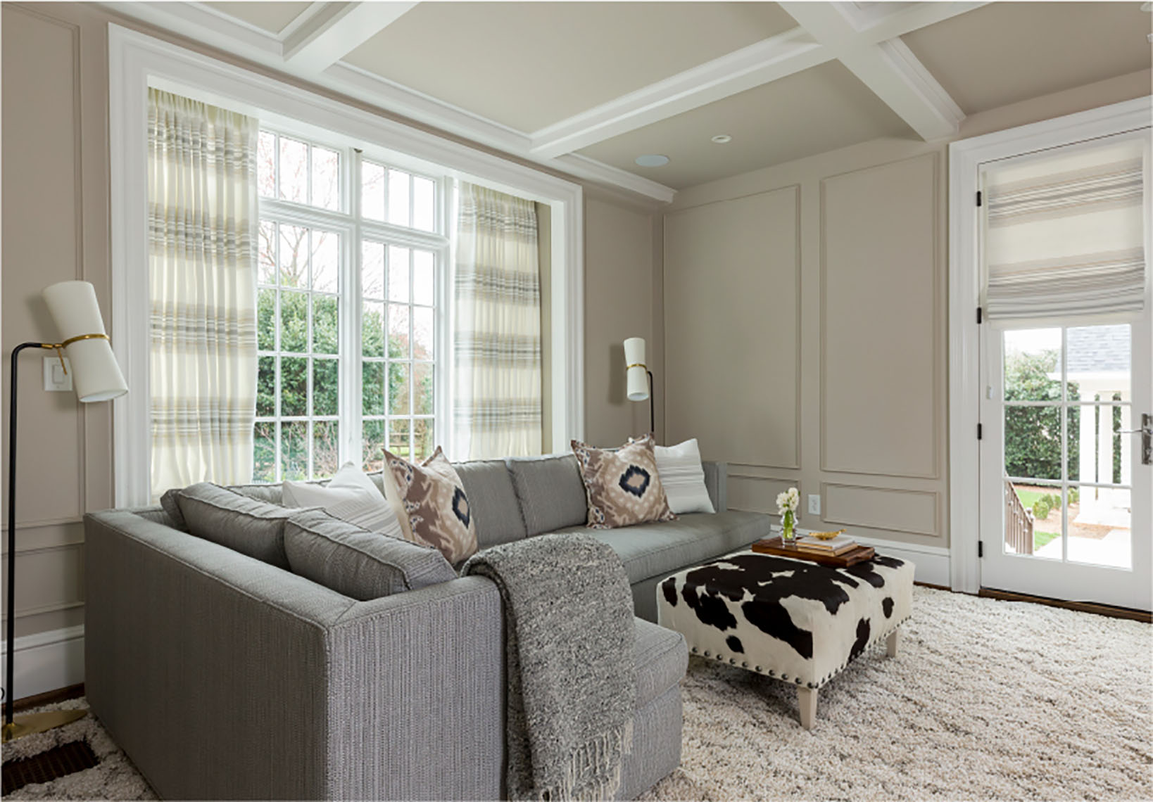 foxcroft living room design
