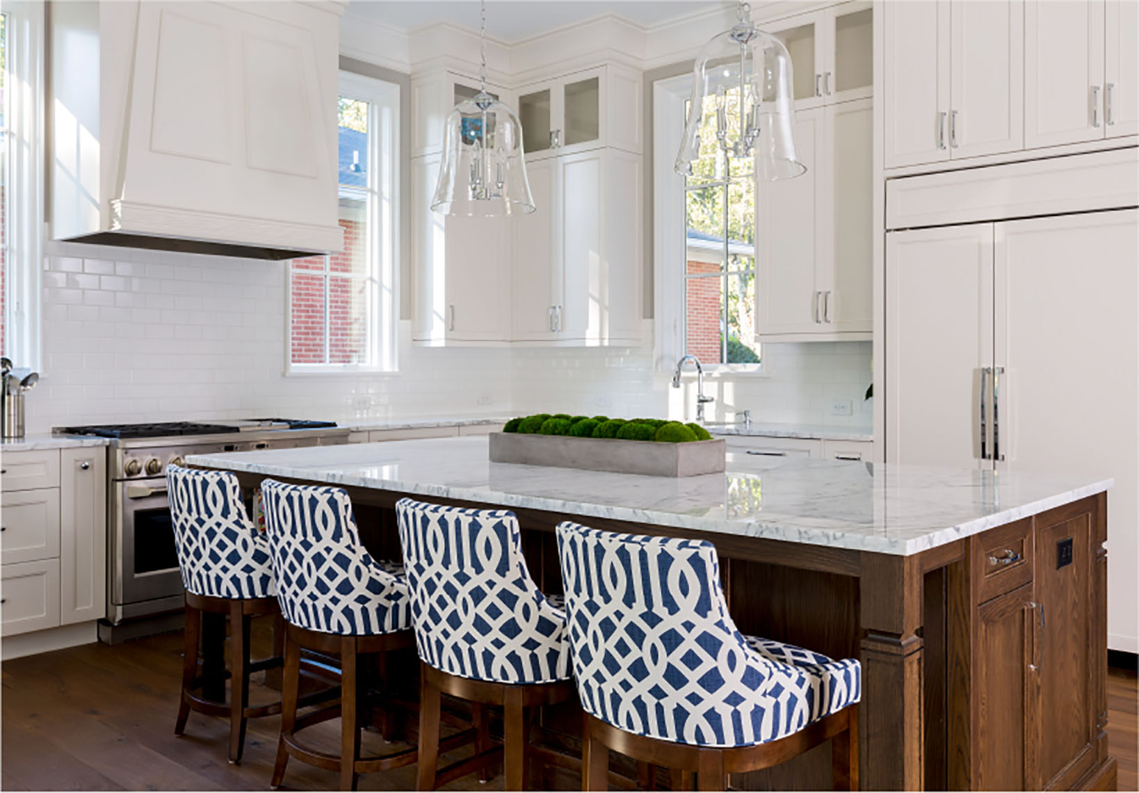 kitchen design myers park