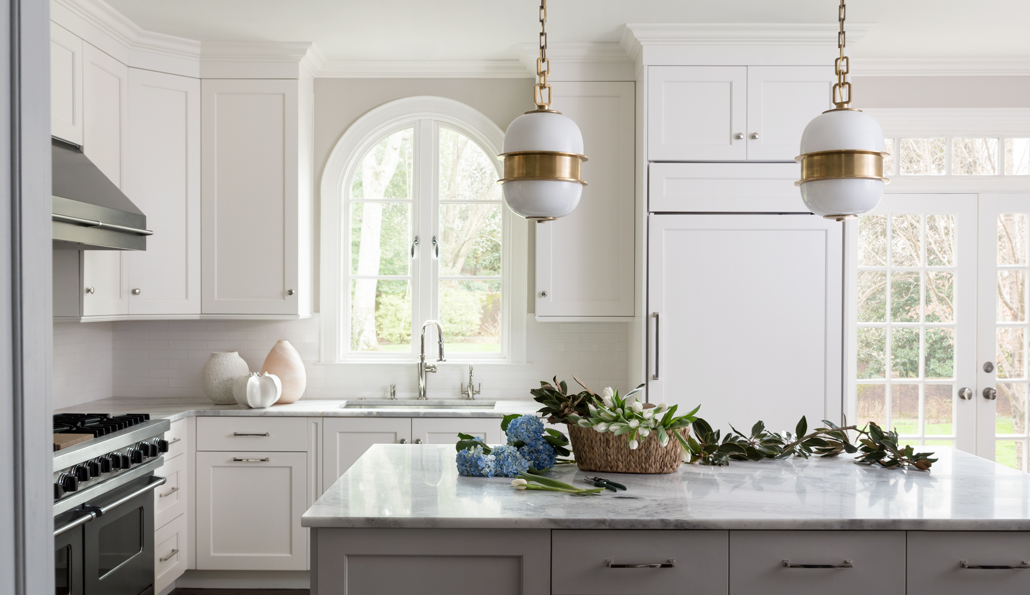 kitchen island in foxcroft charlotte