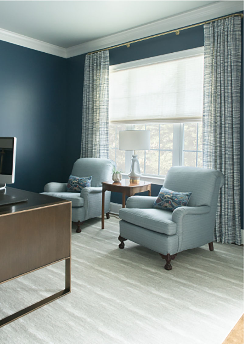 home office design charlotte
